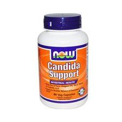Now Foods, Candida Support, 90 Veggie Caps