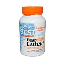Doctor's Best, Best Lutein, 120 Veggie Caps