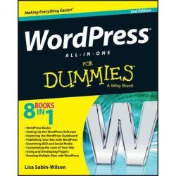 WordPress All-in-One For Dummies by Lisa Sabin-Wilson, 9781118383346.