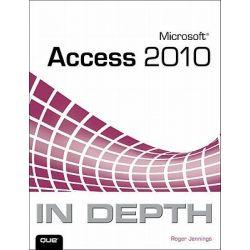 Microsoft Access 2010 in Depth by Roger Jennings, 9780789743077.