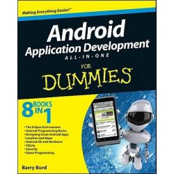 Android Application Development All-in-One For Dummies, 9781118027707.