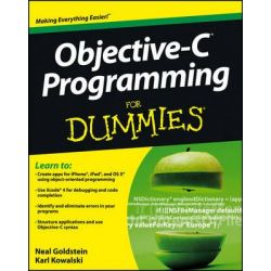 Objective-C Programming For Dummies by Neal Goldstein, 9781118213988.