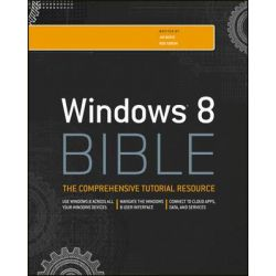 Windows 8 Bible by Jim Boyce, 9781118203880.