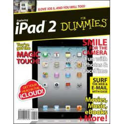 Exploring iPad 2 For Dummies by Galen Gruman, 9781118011843.