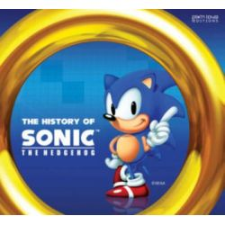 The History of Sonic the Hedgehog by William Audureau, 9781926778969.