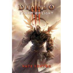 Diablo III, Storm of Light by Nate Kenyon, 9781416550808.