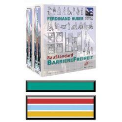 Bücher: BauStandard BarriereFreiheit, Hauptwerk, 2 Ordner  von Manuela Huber