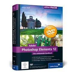 Bücher: Adobe Photoshop Elements 12  von Jürgen Wolf