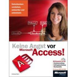 Bücher: Keine Angst vor Microsoft Access! - für Access 2007 bis 2013  von Andreas Stern