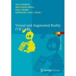 Bücher: Virtual und Augmented Reality (VR / AR)