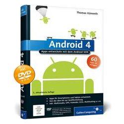 Bücher: Android 4  von Thomas Künneth