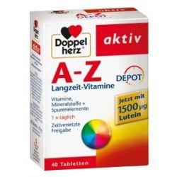 Doppelherz A-Z Depot Tabletten, 40er