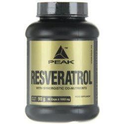 Peak Resveratrol, 90 Kapseln, 1-er Pack (1 x 90 g)