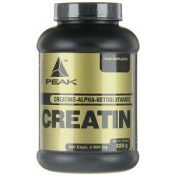 Peak Creatin- AKG, 240 kapseln, 1-er Pack (1 x 228 g)