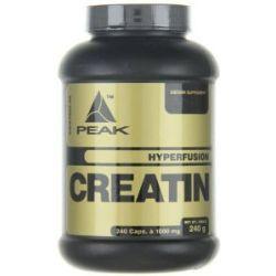 Peak Creatin- Hyperfusion, 240 Kapseln, 1-er Pack (1 x 240 g)