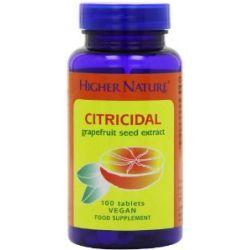 Höhere Natur Citricidal Tabletten 100mg 100 Tabletten
