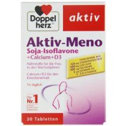 Doppelherz Meno-Aktiv Soja-Isoflav., 3er Pack (3 x 51 g)