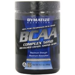 Dymatize BCAA Powder, 300 grams, 1er Pack (1 x 300 g)