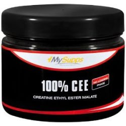 My Supps 100 % Creatin Ethyl Ester, 1er Pack (1 x 250 g)