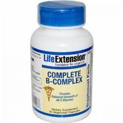 Complete Vitamin B Komplex, 60 Vegi-Kapseln