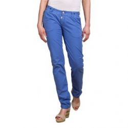 Timezone Damen Hose MillaTZ chino pants 16-0166 Skinny / Slim Fit (Röhre) Normaler Bund