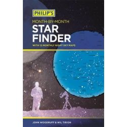 Philip's Month-by-Month Star Finder by John Woodruff, 9781849072984.