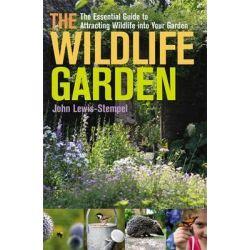 The Wildlife Garden by Jon Lewis-Stempel, 9780716023494.