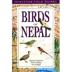 Birds of Nepal by Richard Grimmett, 9780691070483.