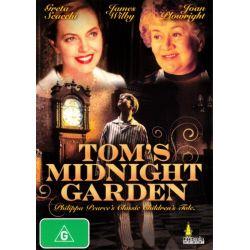 Tom's Midnight Garden on DVD.