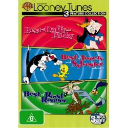 Looney Tunes Collection on DVD.