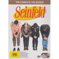 Seinfeld on DVD.
