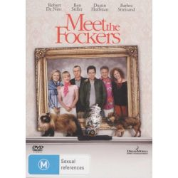Meet the Fockers on DVD.