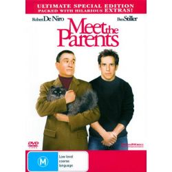 Meet the Parents (Ultimate Special Edition) on DVD.