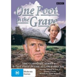 One Foot in the Grave on DVD.