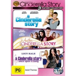 A Cinderella Story / Another Cinderella Story / A Cinderella Story on DVD.
