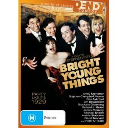 Bright Young Things on DVD.