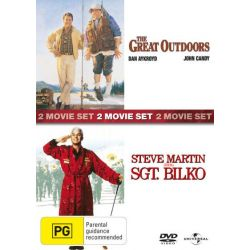 Sgt. Bilko / The Great Outdoors on DVD.