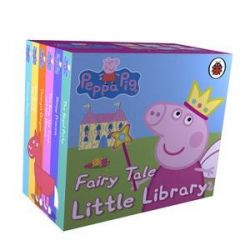 Peppa Pig, Fairy Tale Little Library by Ladybird, 9781409306177.