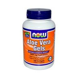 Now Foods, Aloe Vera Gels, 100 Softgels