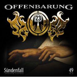 Offenbarung 23 - Folge 49: Sündenfall [Audiobook] [Audio CD] [Audiobook] [Audio CD]
