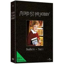 Film: Mord ist ihr Hobby - Staffel 6.1  von Donald Ross von Anthony Pullen Shaw von Angela Lansbury mit Angela Lansbury