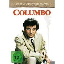 Film: Columbo - 4. Staffel  von Peter Falk / Suzanne Pleshette / Ida Lupino / Ray Milland / Vincent Price von James Frawley von Peter Falk mit Peter Falk