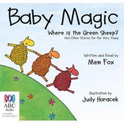 Baby Magic Audio Book (Audio CD) by Mem Fox, 9781743147436. Buy the audio book online.
