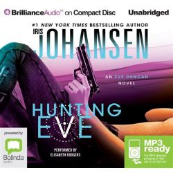 Hunting Eve (MP3) Audio Book (MP3 CD) by Iris Johansen, 9781480560598. Buy the audio book online.