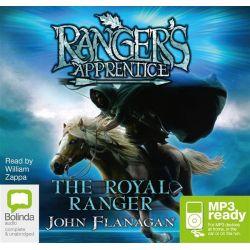 The Royal Ranger (MP3) Audio Book (MP3 CD) by John Flanagan, 9781486201181. Buy the audio book online.