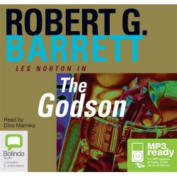 The Godson (MP3) Audio Book (MP3 CD) by Robert G Barrett, 9781486205189. Buy the audio book online.