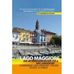 Bücher: Lago Maggiore - Reiseführer  von Robert Hüther