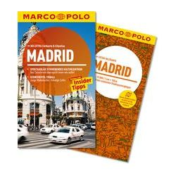 Bücher: MARCO POLO Reiseführer Madrid  von Lothar Schmidt, Martin Dahms