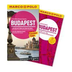 Bücher: MARCO POLO Reiseführer Budapest  von Rita Stiens