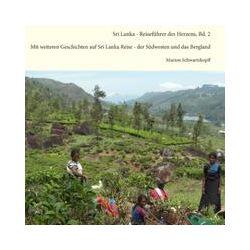 Bücher: Sri Lanka - Reiseführer des Herzens, Bd.2  von Marion Schwartzkopff